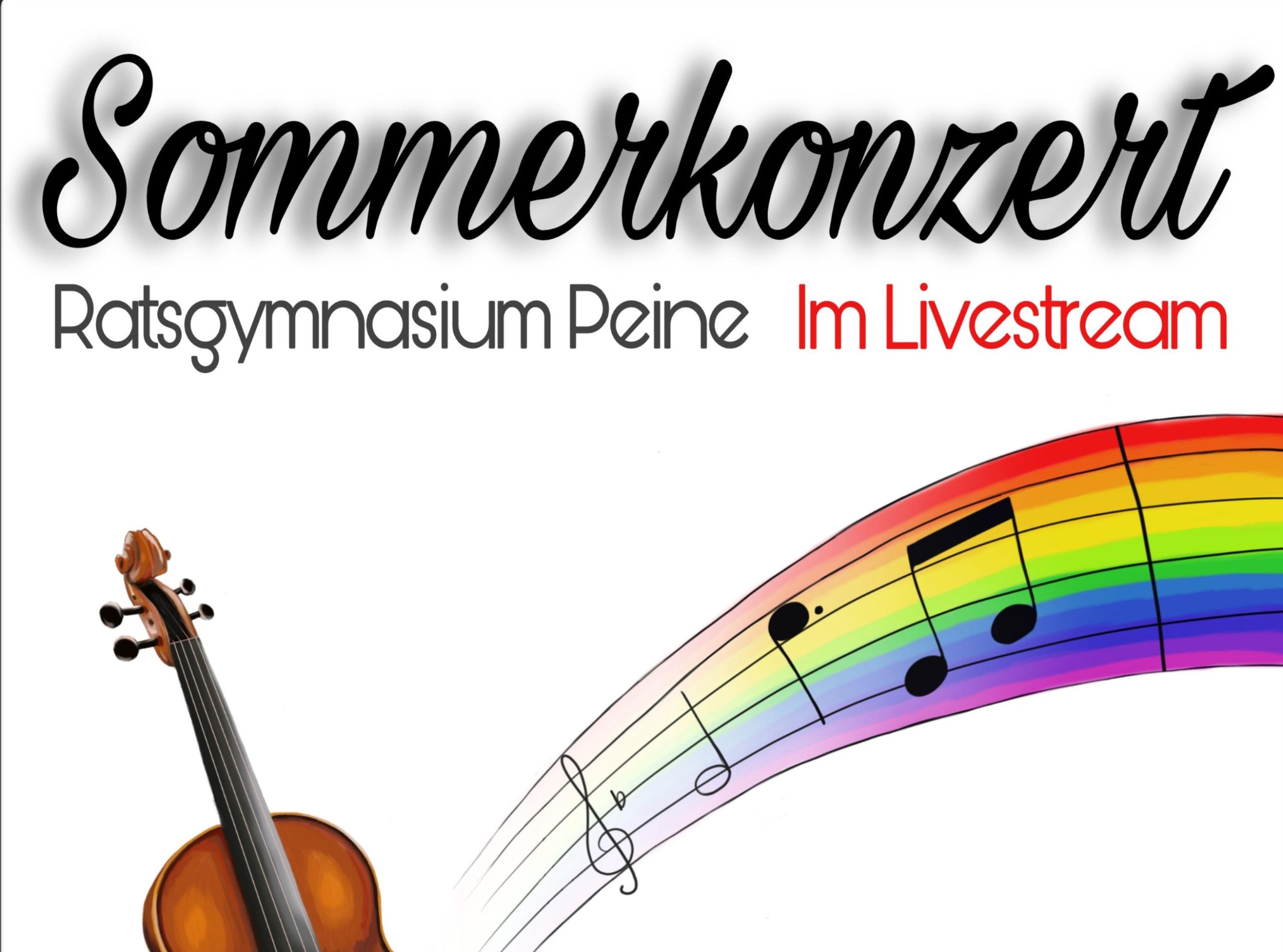 Online-Sommerkonzert 2021 am Ratse